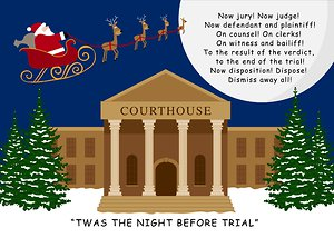 The Night Before Trial