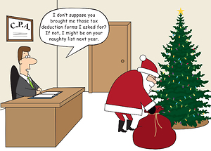 Holiday CPA
