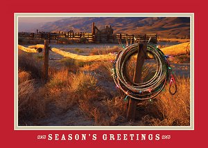 Roping Wreath