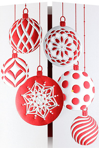 Ornaments of Red