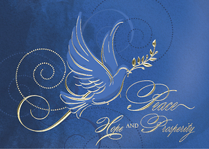Dove of Peace, Hope and Prosperity