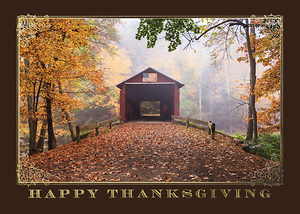Thanksgiving Covered Bridge