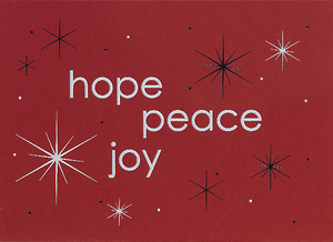 Simply Hope, Peace, Joy