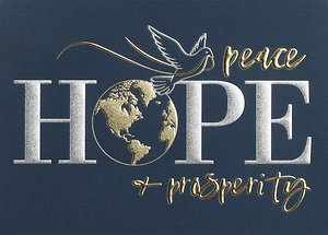A World of Hope, Peace and Prosperity