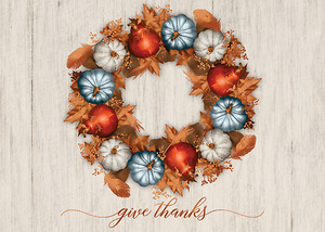 Thankful Greetings