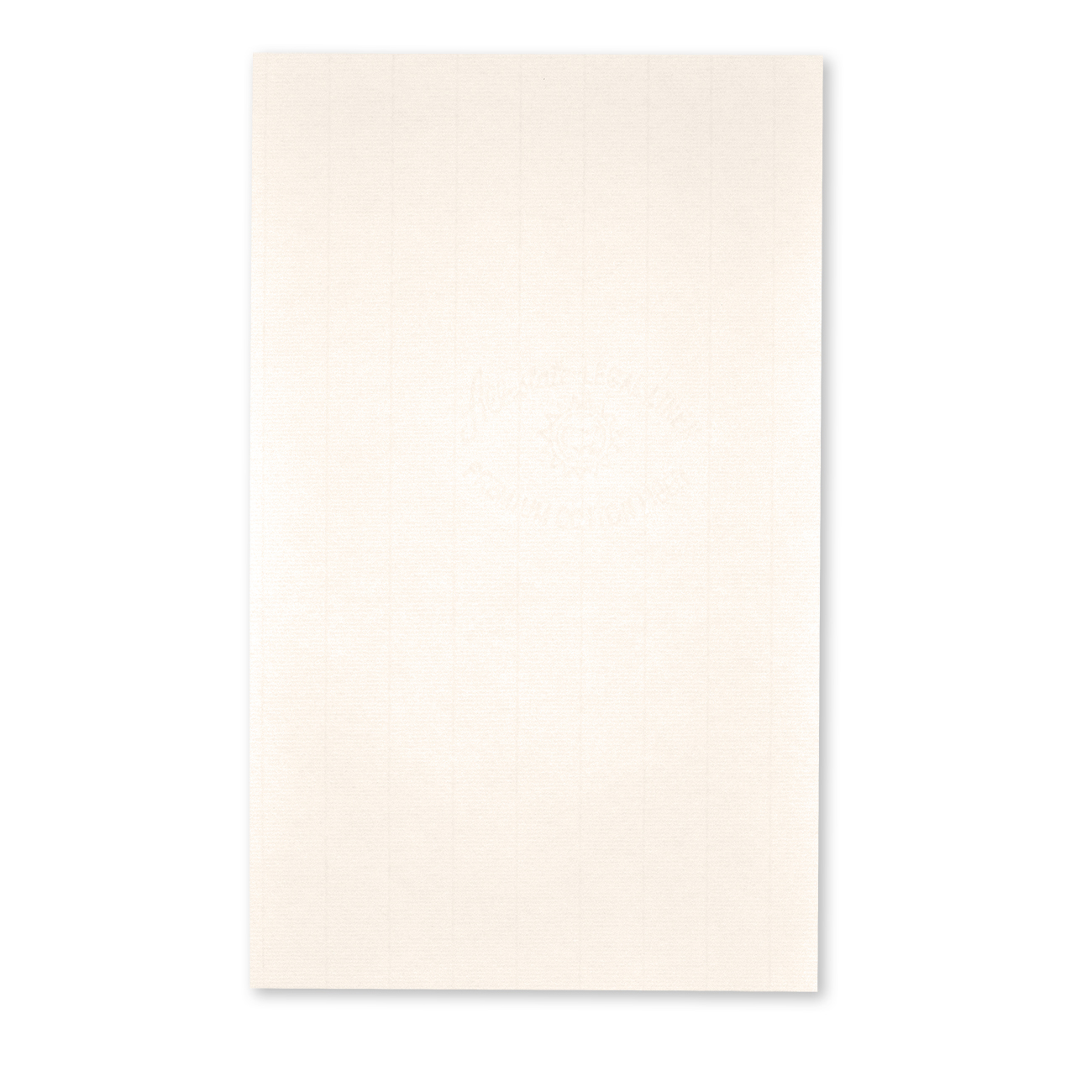 Will Continuation Pages, Style 501/502 and 601/602 Style 501/502, Legal Size, Will Blank Continuation Sheet, Natural Laid, ASL Linen, 25% Cotton, 100/PK