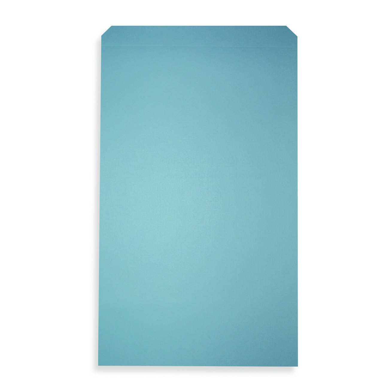 "Litigation Covers 9"" x 15 1/2"" Manuscript Cover, No Panel, 27 lb., Blue, Clipped Corners, 85% Recycled, 30% PCW, 100/PK"