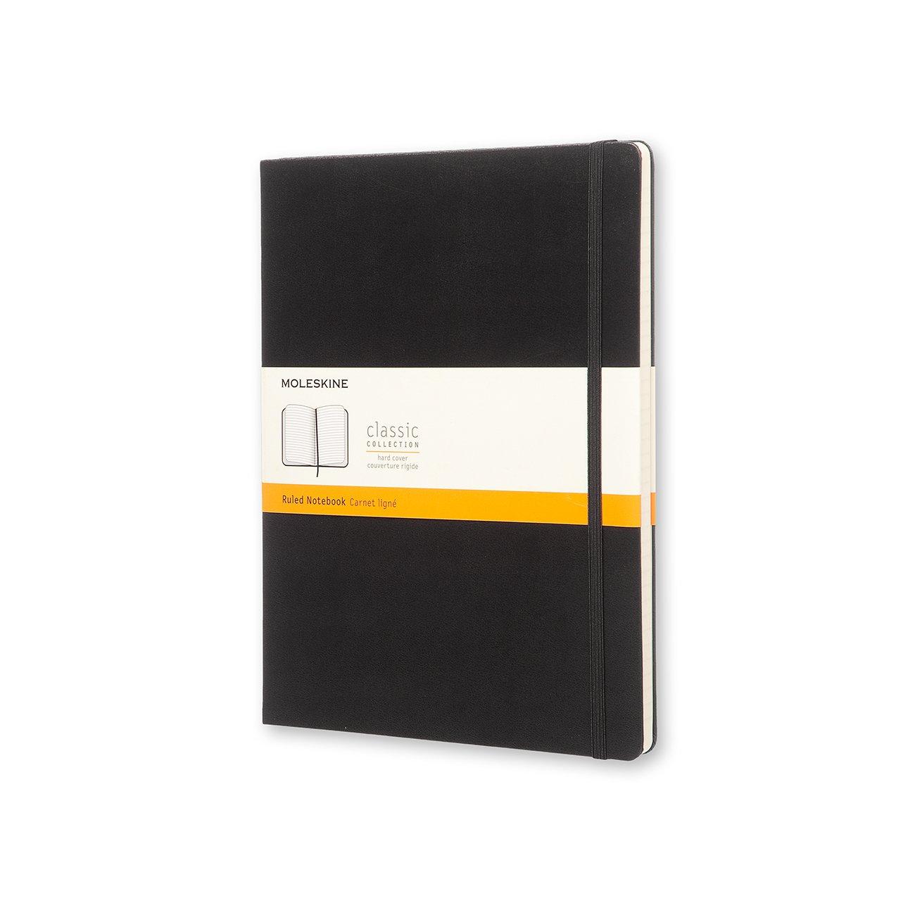 Moleskine Classic Notebook - Extra Large Hard Cover