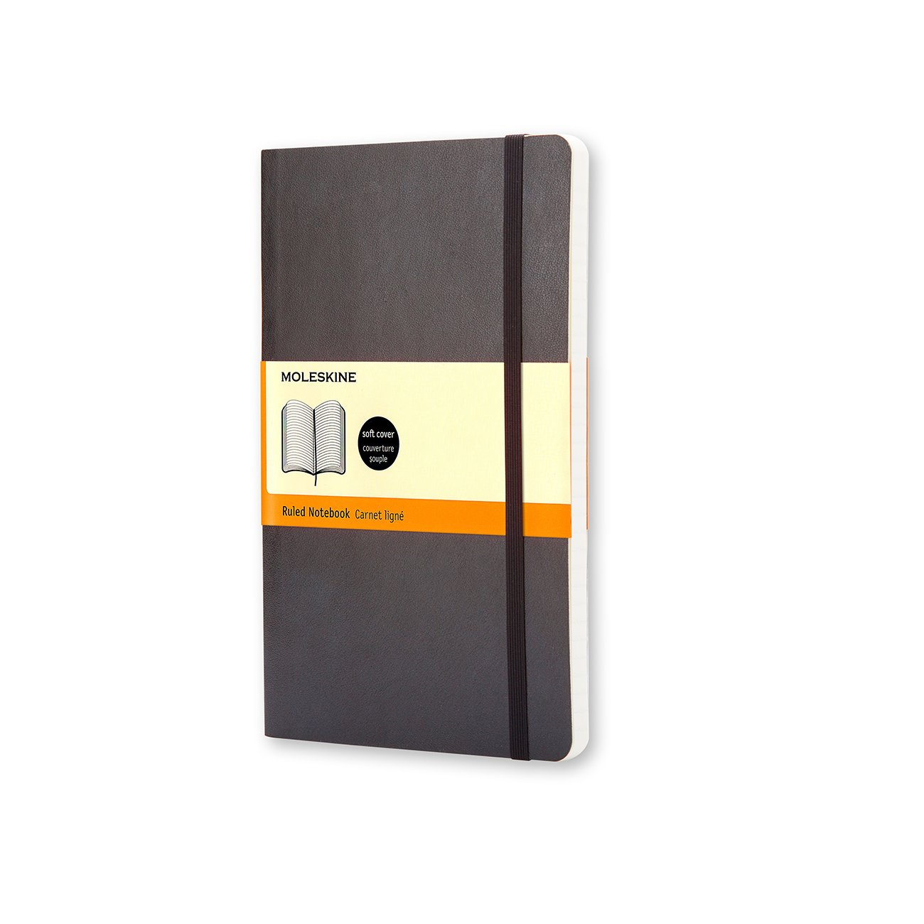 Moleskine Classic Notebook - Large Soft Cover