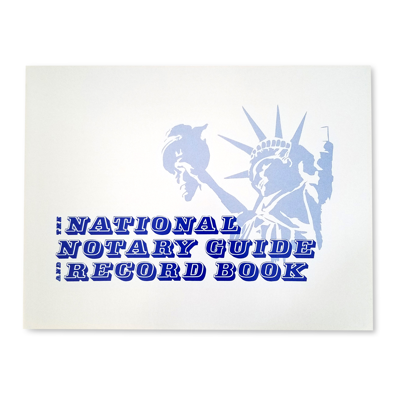 Notary Guide and Record Book