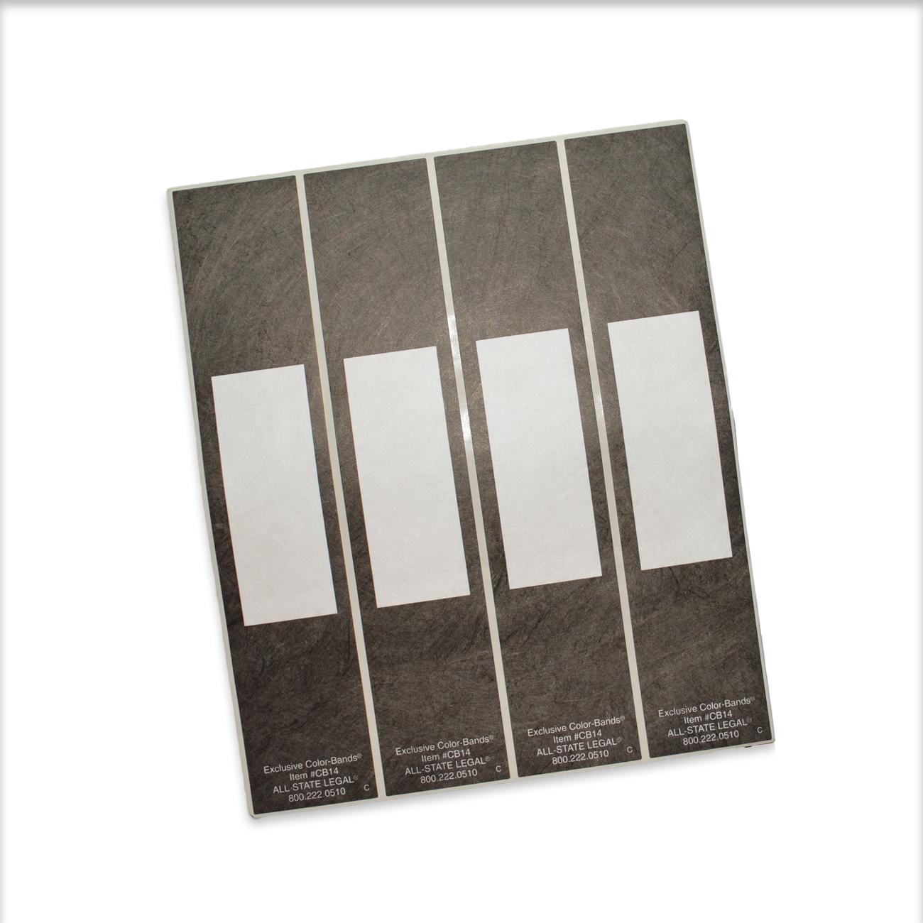 Color-Bands File Pocket Handles