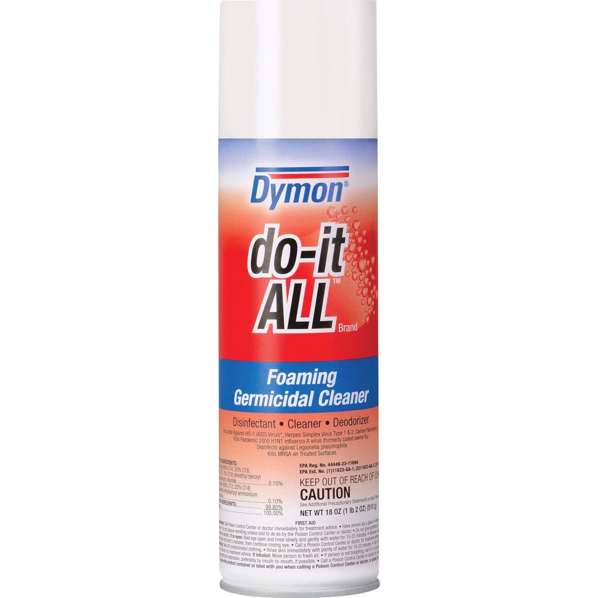 Dymon Do-It-All Foaming Germicidal Cleaner