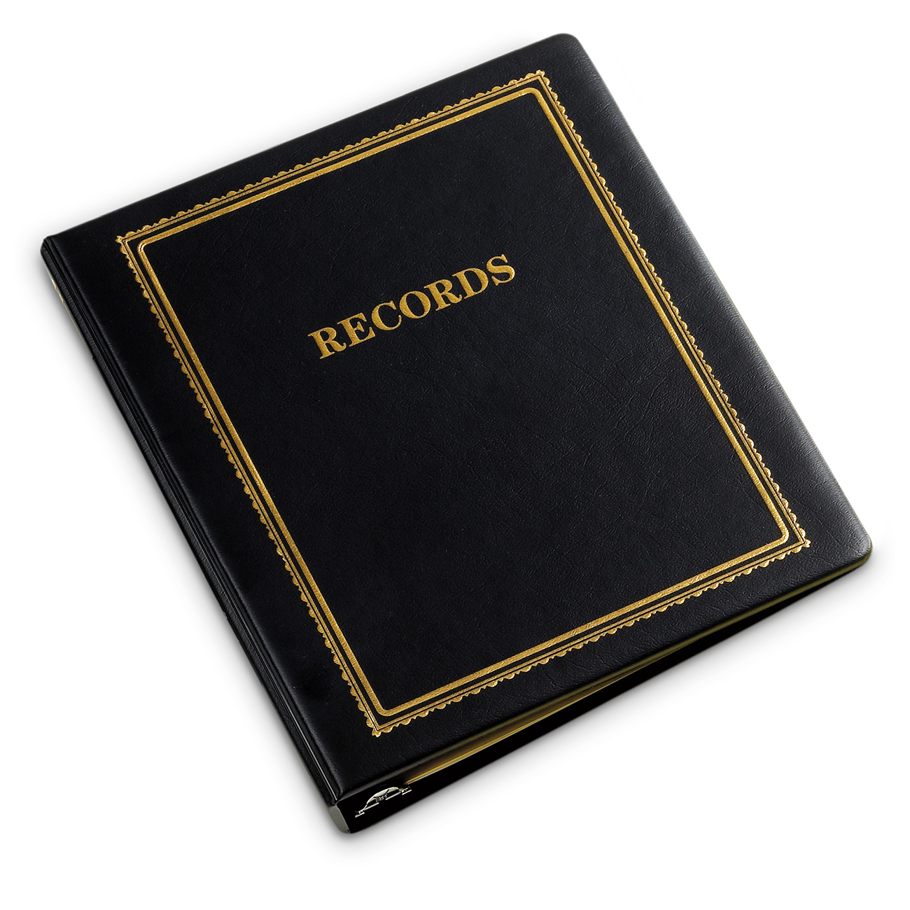 Corporate Record Binder
