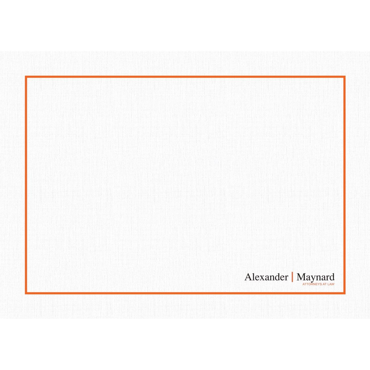 "Paper Placemats - 17"" x 11"" - Smooth"
