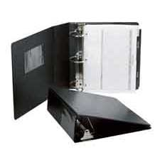 Trial Notebook Binder